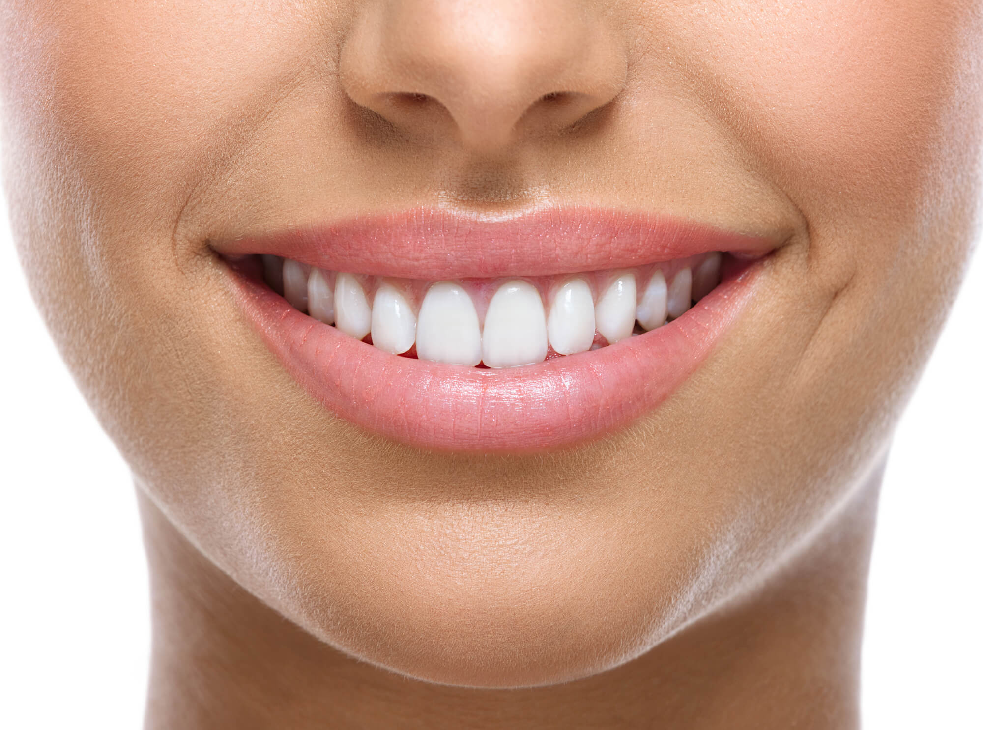 woman with dental crowns odessa fl